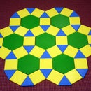 Tessellations, Hands-on Math