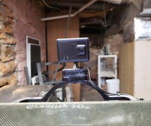 ESP32-CAM Case System and 3D Printer Cam