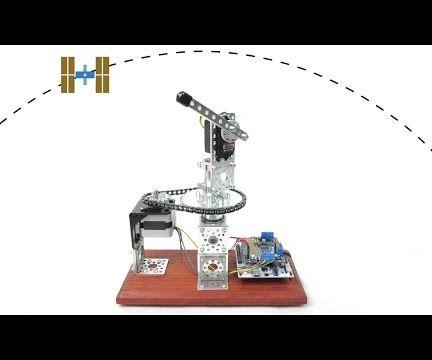International Space Station Tracker/Pointer