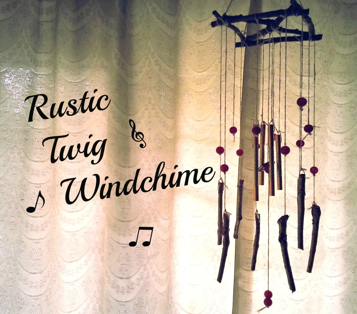Tree Branch Wind Chime