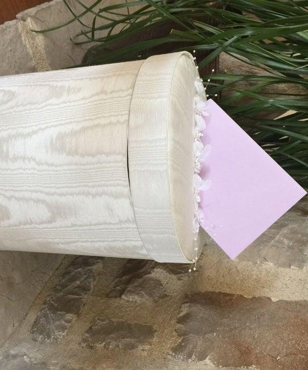 Wedding Card/Envelope Hat Box