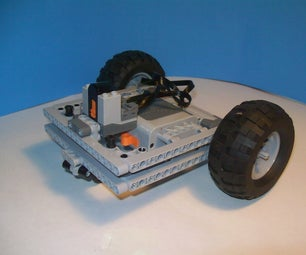 Lego Power Functions Vehicle (With Video)