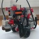 Ev3 Lego Gripper/Finder Robot