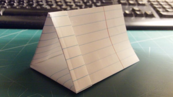 How to Make the Vortex Paper Airplane