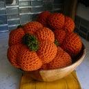Easy Crochet Pumpkin