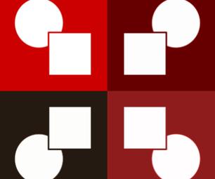 Warhol Style Symmetry