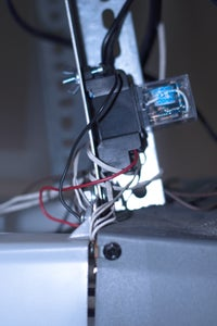 Mount and Connect Your AC Relay to the Outlet
