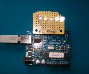 The Arduino Rider.