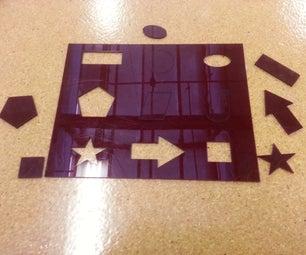 Acrylic Puzzle