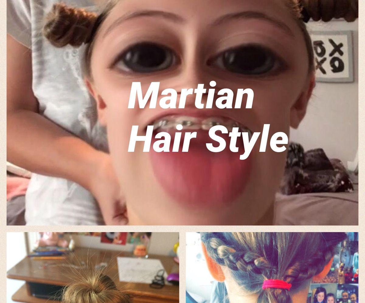 Martian Hair Do