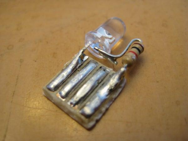 The Smallest USB LED