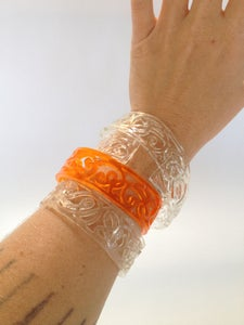 Acrylic Bracelets