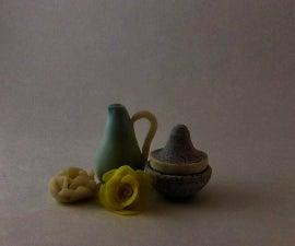 Mitzsea Makes' Mash-up of a Cold Porcelain Recipe