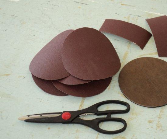 Renewing Sanding Disks