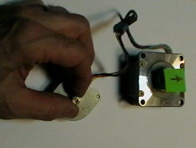 Two Stepper Motors – Force at a Distance