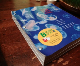 Binding a Loose-Leaf Text Book