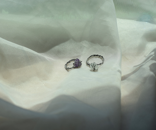 Easy Wire Rings
