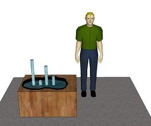 Proposed Bellagio Fountain DIY