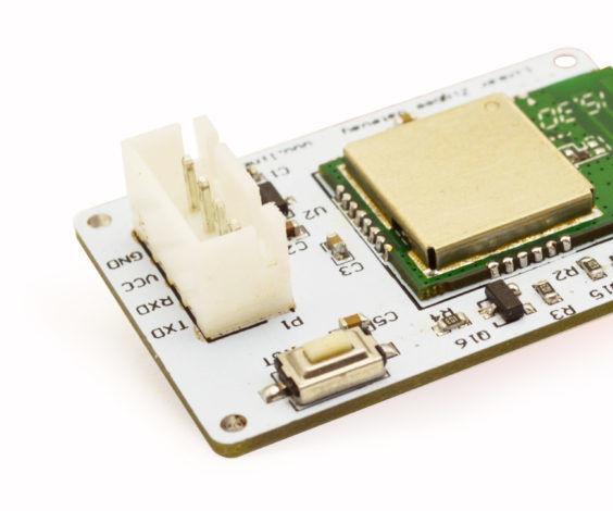 Use Deepcam Zigbee Sensors with LinkSpriteIO