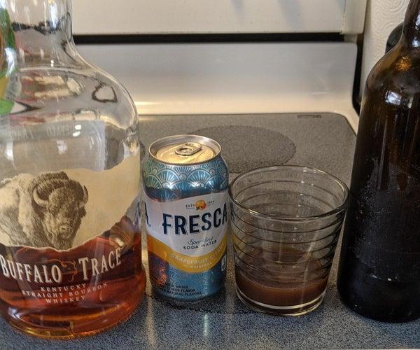 Aged Honey Lemon - Throat Comfort/Flu Tea & Mixed Drink Base