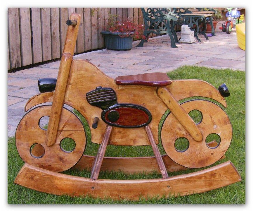 A Motor Bike - What a Rocking Ride