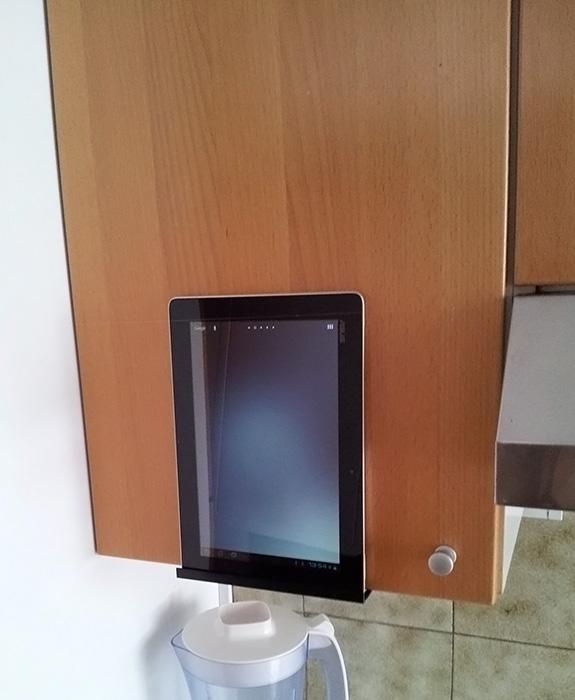 iPad Android Tablet kitchen mount