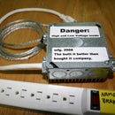 A USB Power Controled Plug Strip. With Isolation.