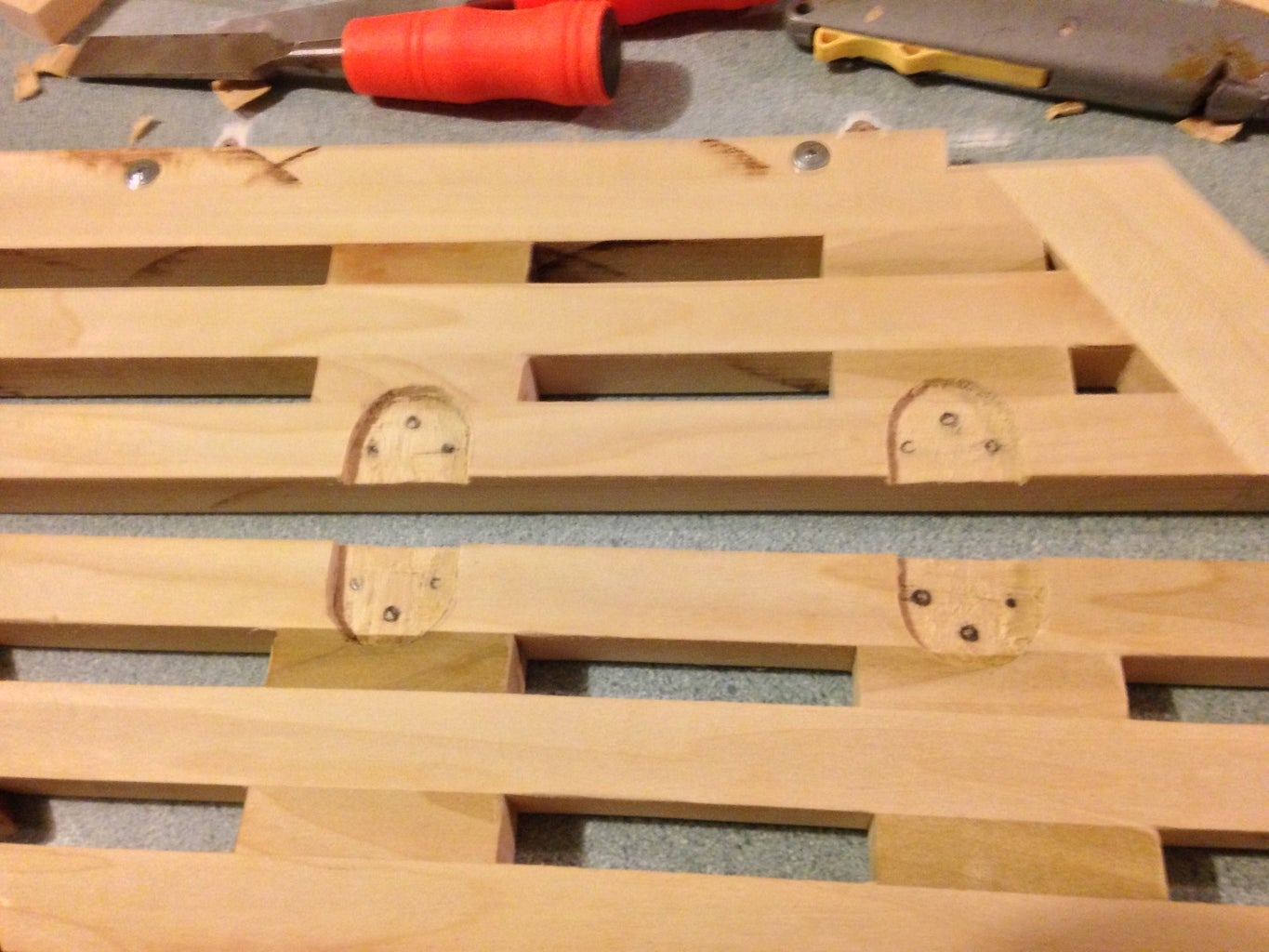 My Kingdom for a Router With Routing Jig