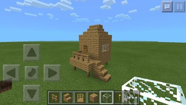 Minecraft Cabin