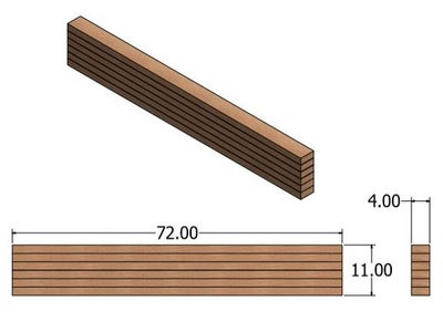 Drawing - Top Section