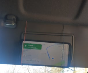 Don't Have a Phone Holder? Then Try This Made for Google Maps