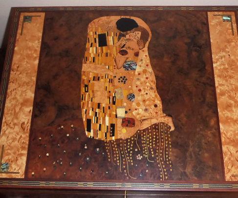 Klimt on a Box