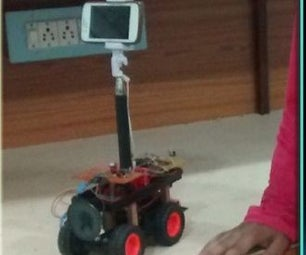 DTMF ROBOT (without Microcontroller)