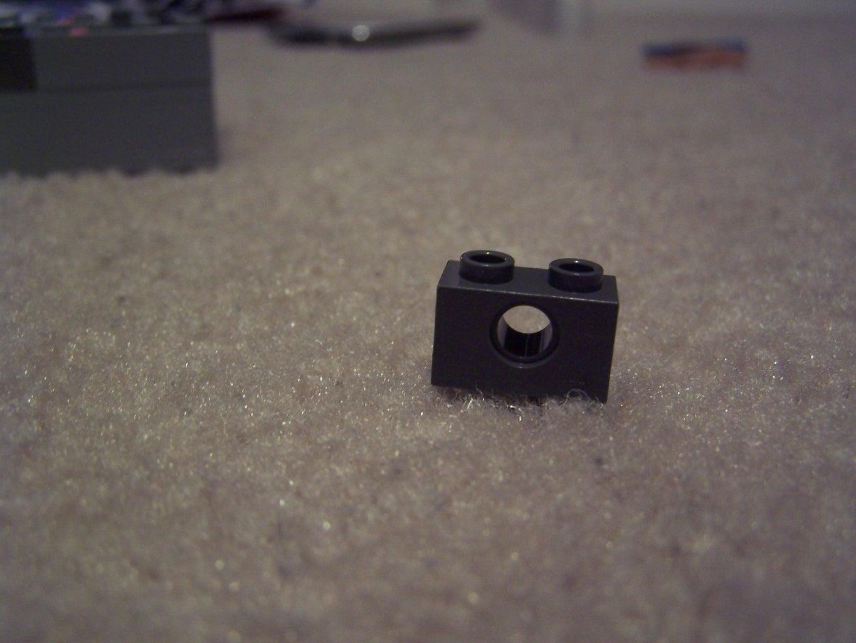 Firing Gear + Back of Launcher
