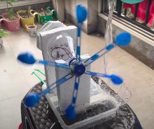 聚氢型风机
