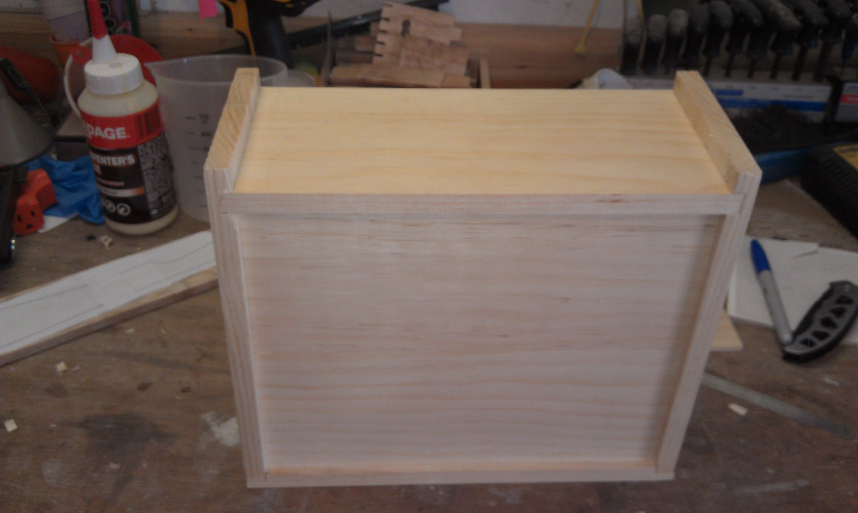 Drawer and Secret Compartment