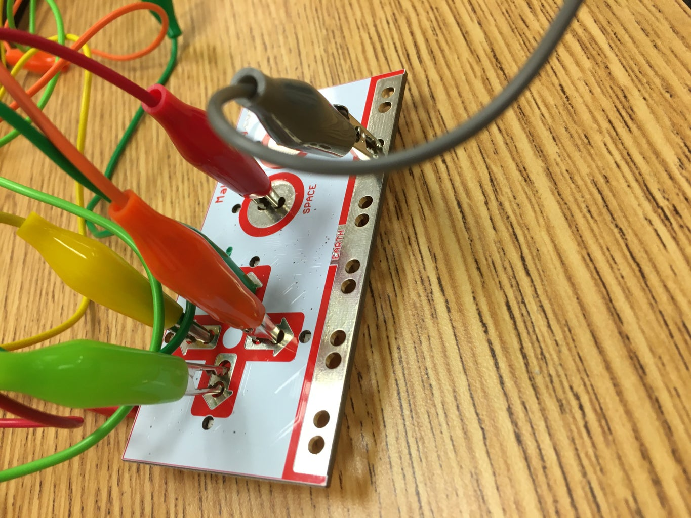 The Setup for Makey Makey Part 1