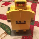 Lego Instructables Robot Model