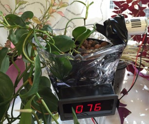 Retrofit Any Planter With Hydroponic Watering System