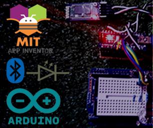 Arduino Led/Strips RGB Bluetooth (Arduino + App Inventor)