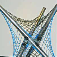 Musical Tensegrity Structure