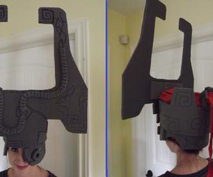 How to Make Midna's Helmet
