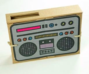 DIY Speaker Boombox