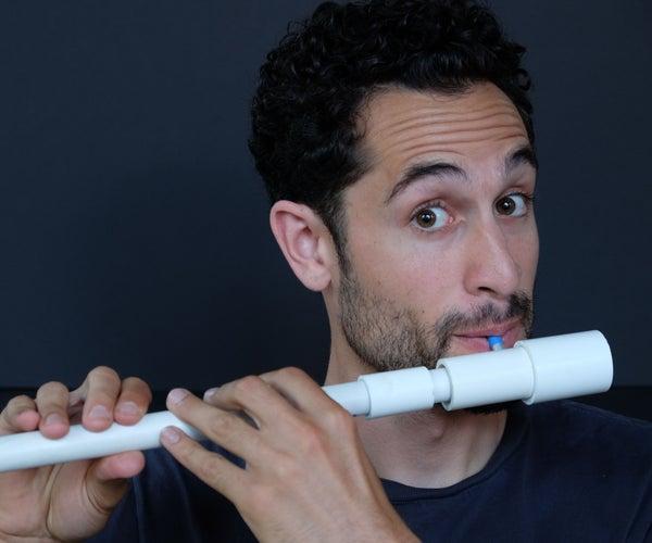 Flarinet- a DIY Musical Mouthpiece