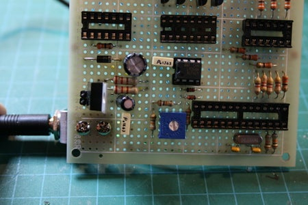 Step 5: Checking the Circuit Board Wiring and Preparing to Calibrate