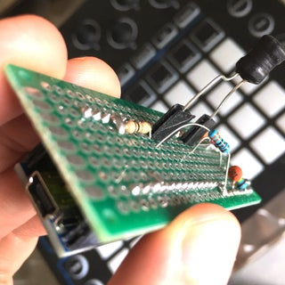 Touche for Arduino: Advanced Touch Sensing.