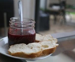 Homemade Berries Jam
