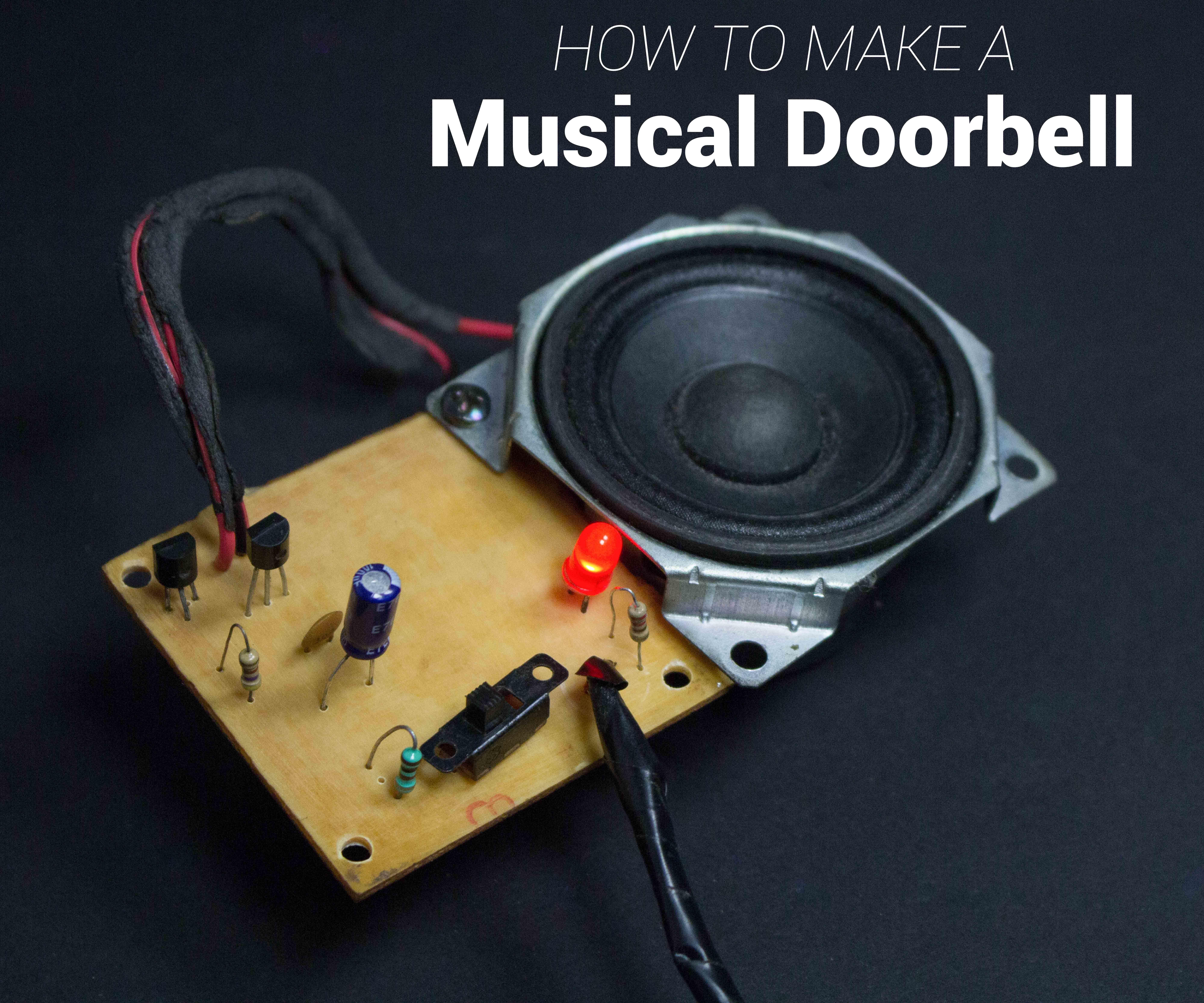 DIY Musical Bell