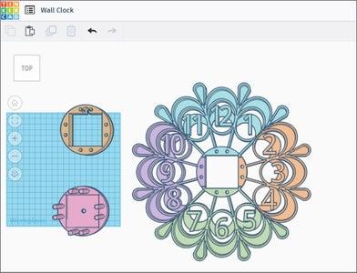Designing on TinkerCad