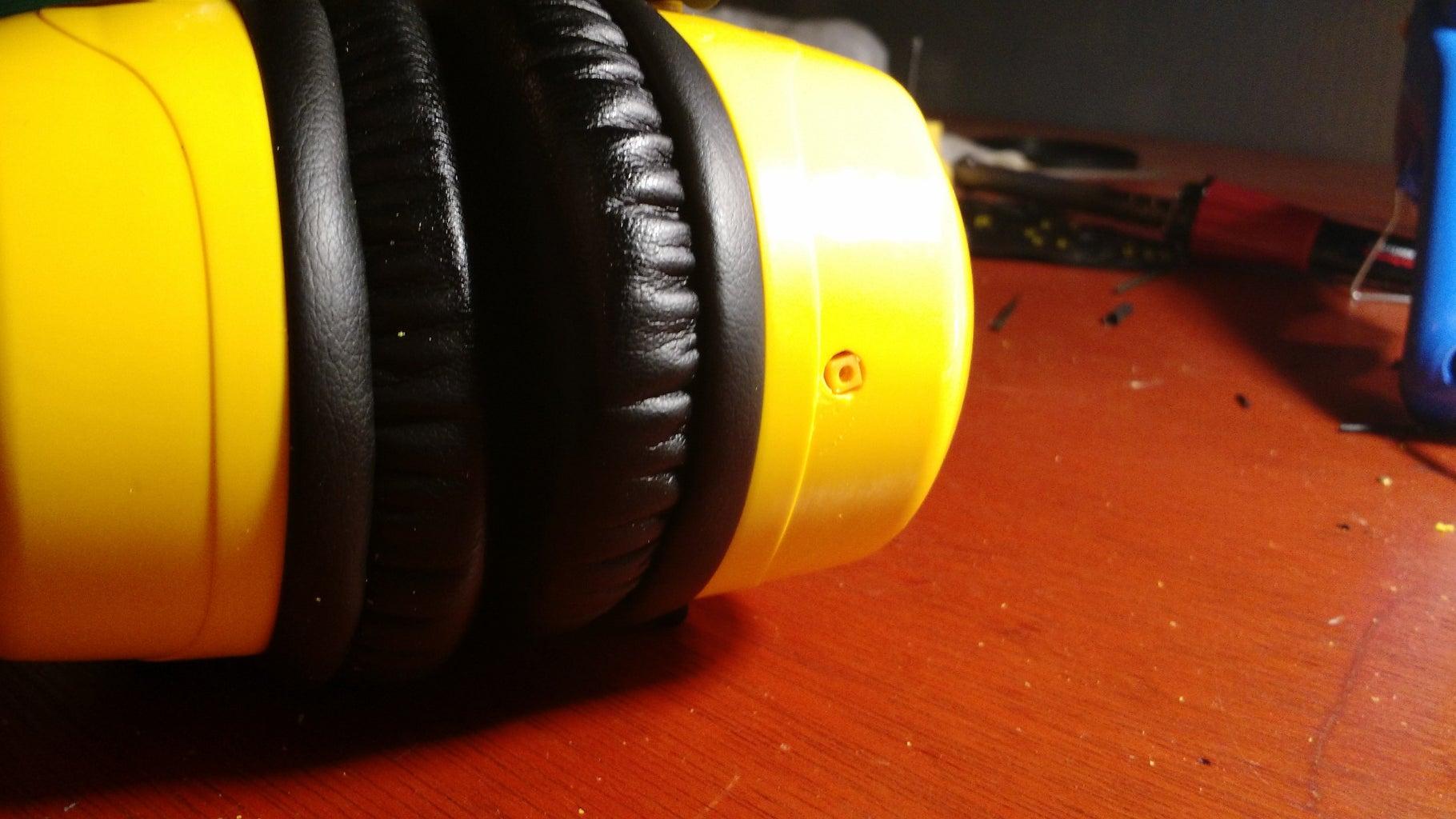 The Headphones.